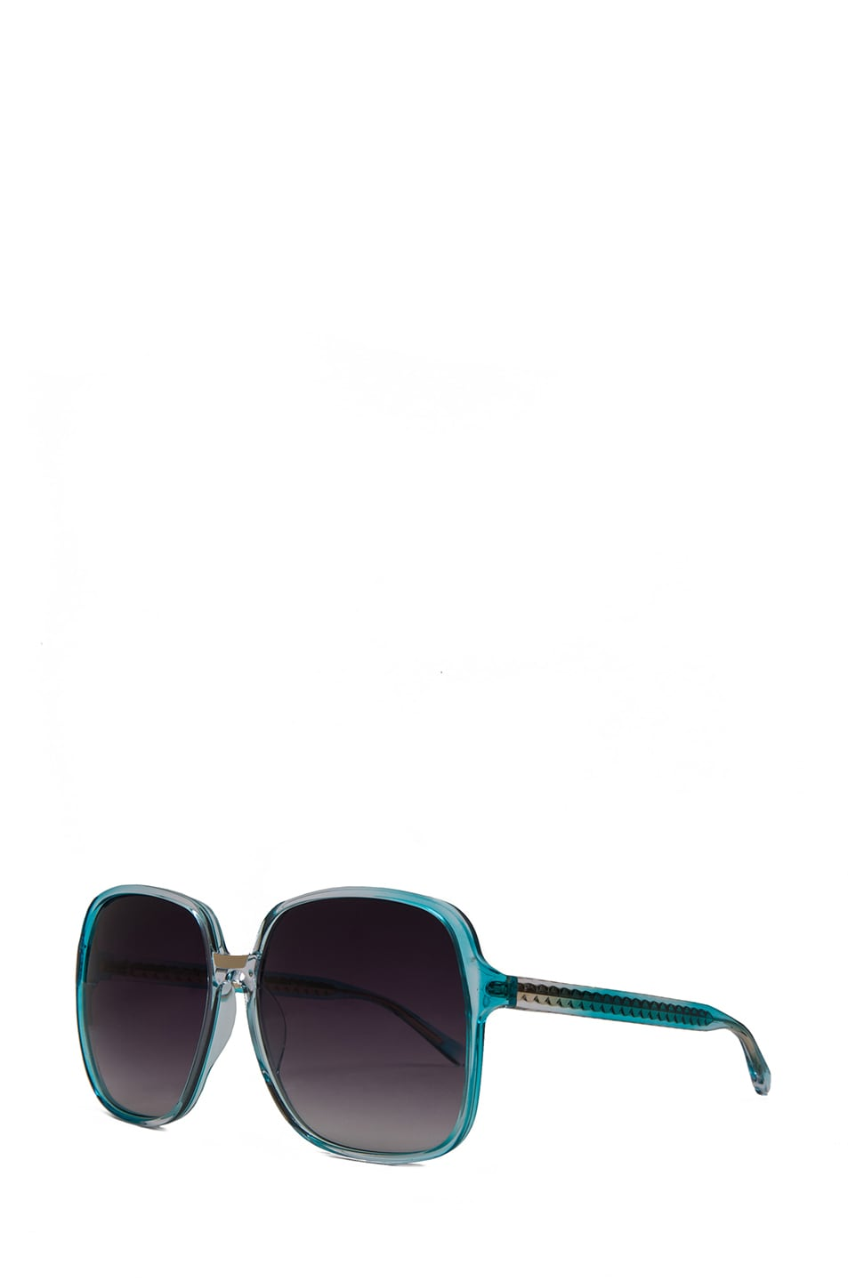 Image 2 of Matthew Williamson Gradient Sunglasses in Sky