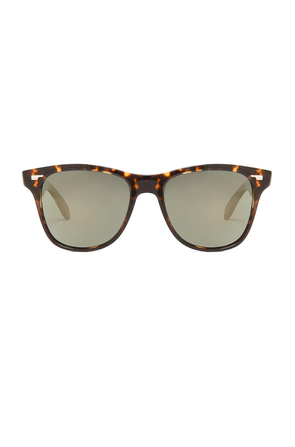 Image 1 of Oliver Peoples Lou Polarized Sunglasses in Sable Tortoise