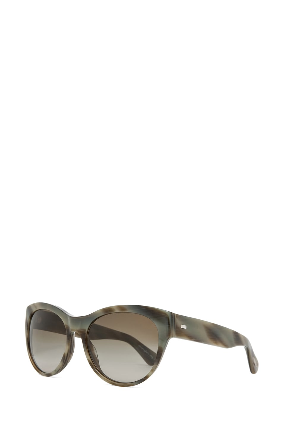 Image 2 of Oliver Peoples Mande Sunglasses in Horn