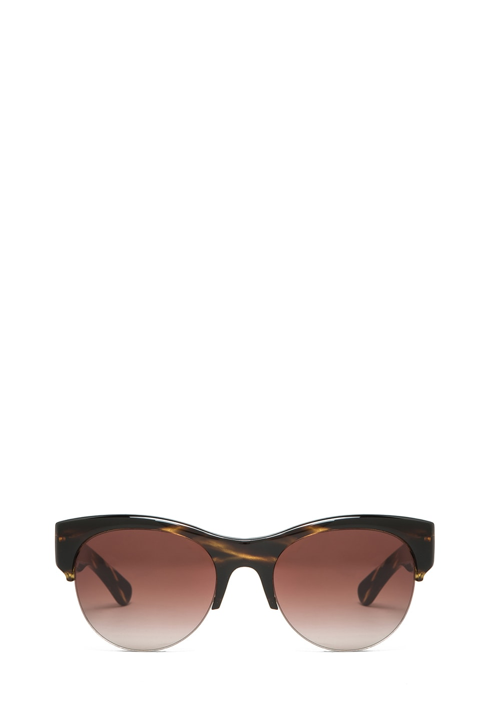 Image 1 of Oliver Peoples Louella Sunglasses in Cocobolo