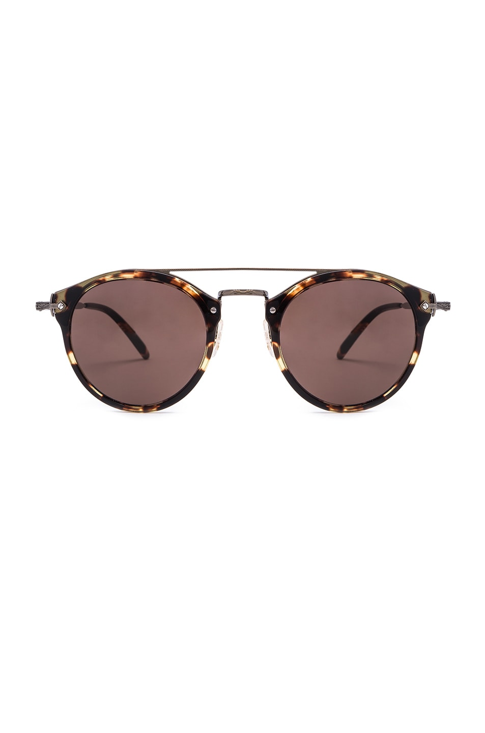 Image 1 of Oliver Peoples Remick Sunglasses in Vintage & Antique Gold