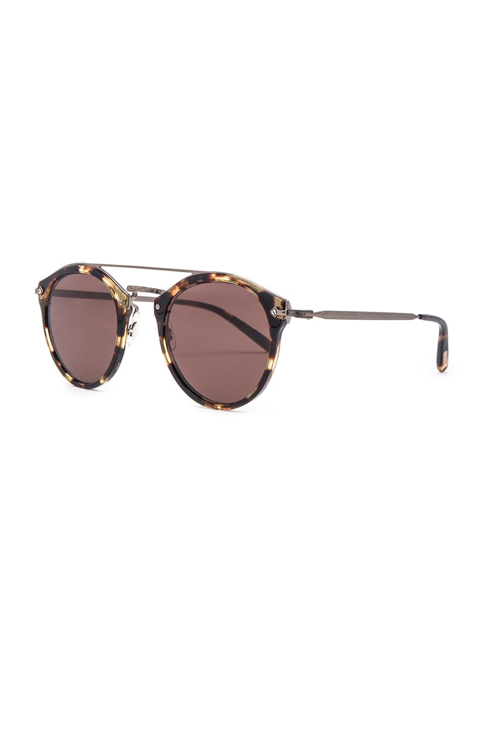 Image 2 of Oliver Peoples Remick Sunglasses in Vintage & Antique Gold