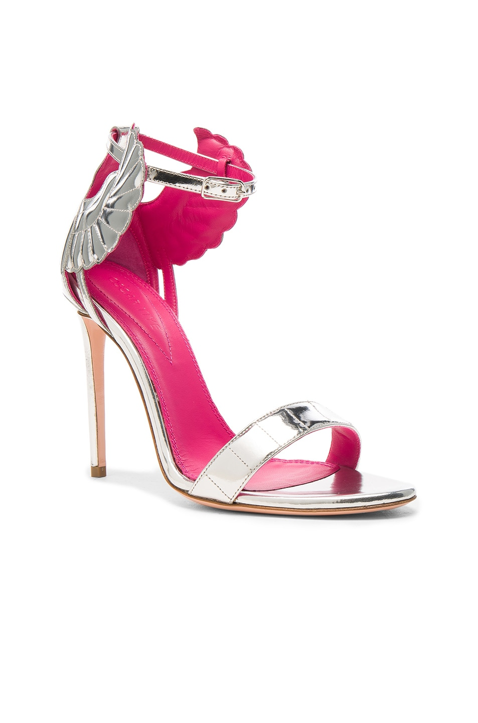 OSCAR TIYE Leather Malikah Sandals