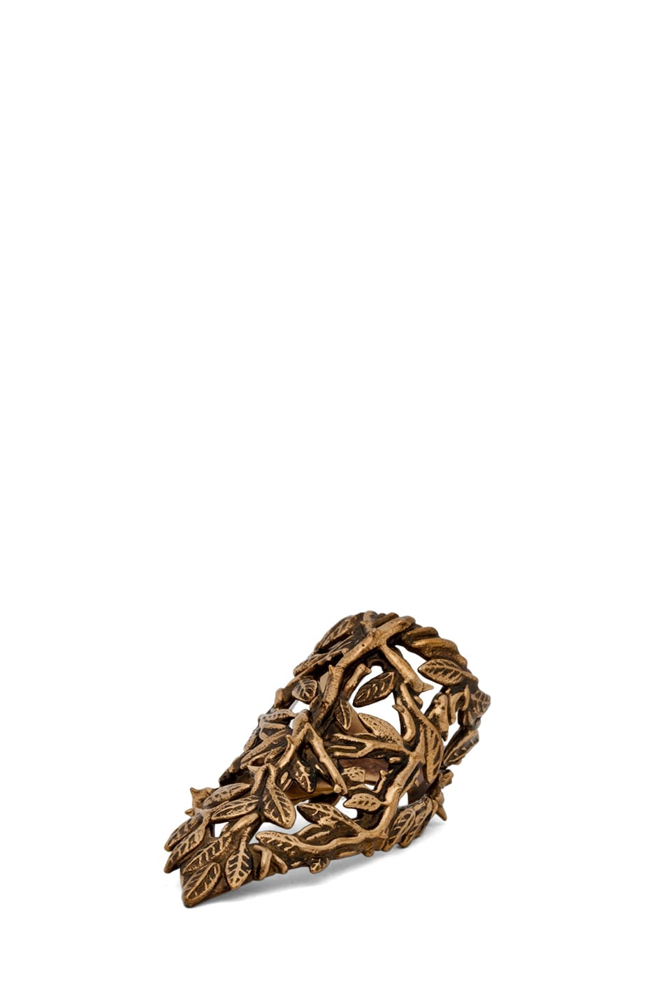 Image 1 of Pamela Love Maia Ring in Bronze