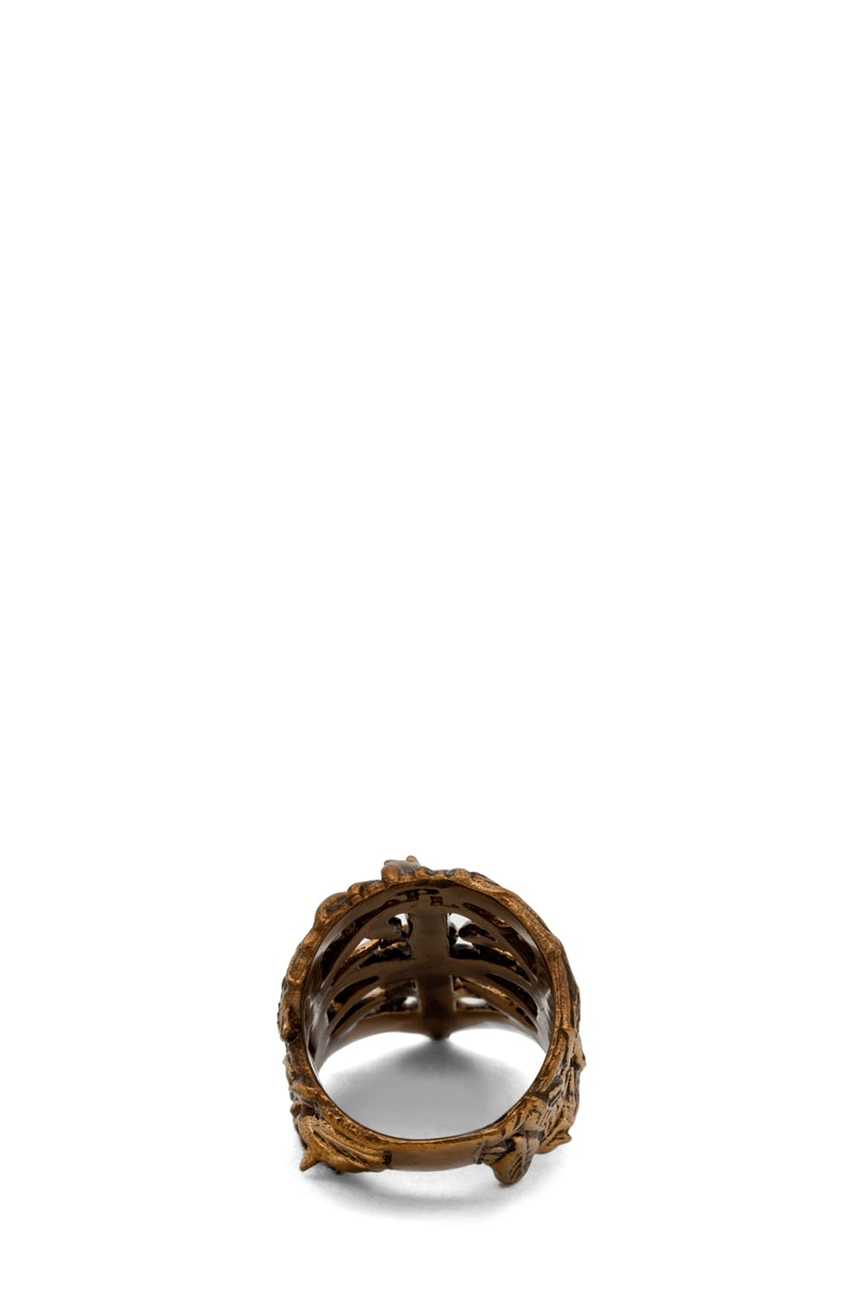 Image 3 of Pamela Love Maia Ring in Bronze