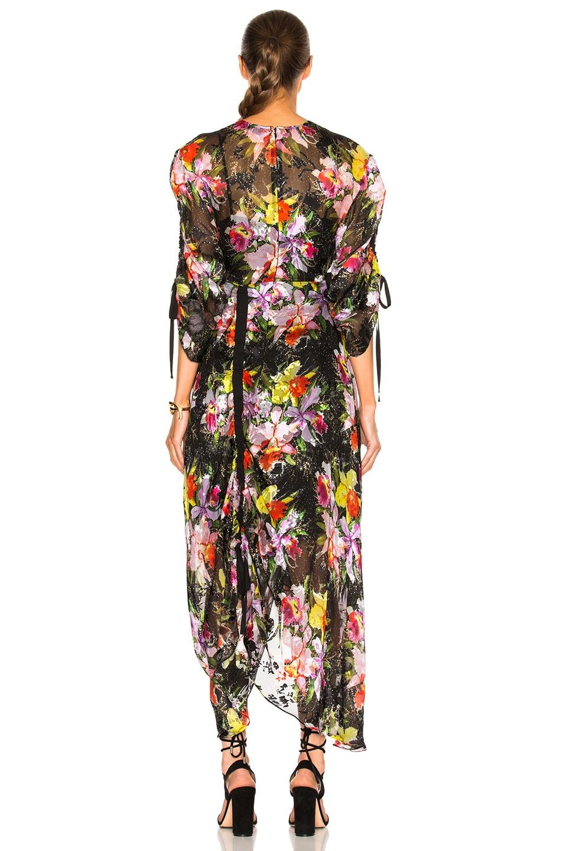 Image 4 of Preen by Thornton Bregazzi Cora Dress in Tin Flower