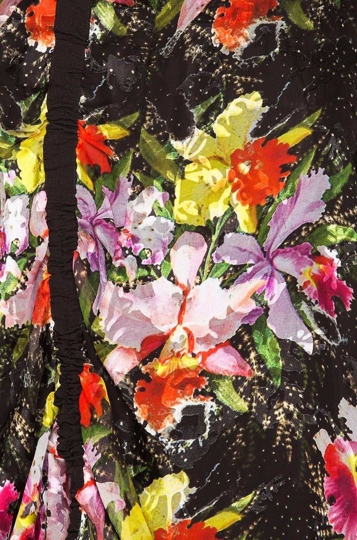 Image 5 of Preen by Thornton Bregazzi Cora Dress in Tin Flower