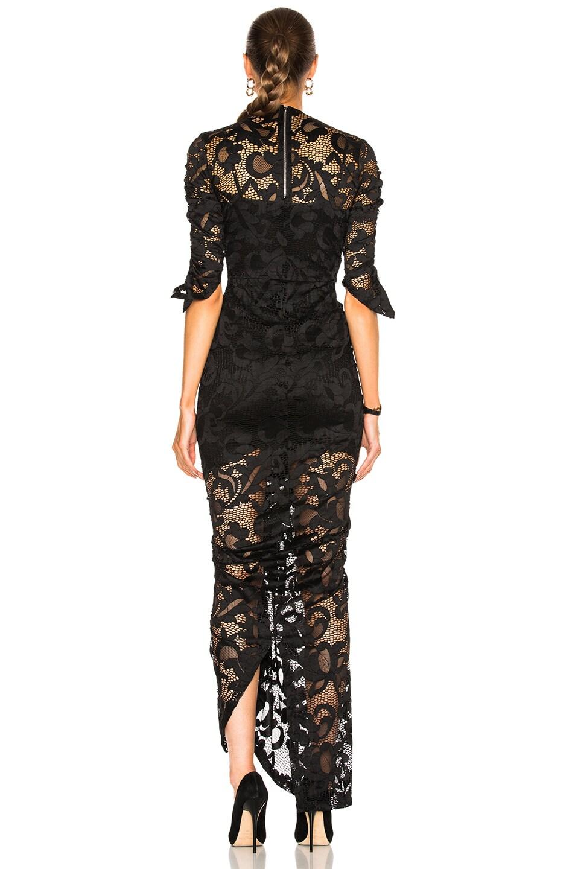 Image 4 of Preen by Thornton Bregazzi Georgia Dress in Black