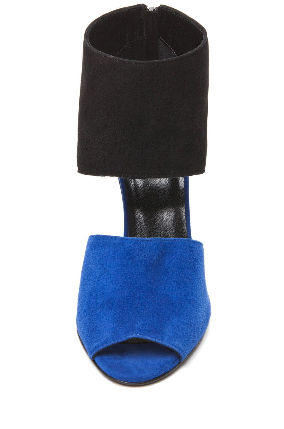 Image 4 of Pierre Hardy Multi Colored Heel in Blue