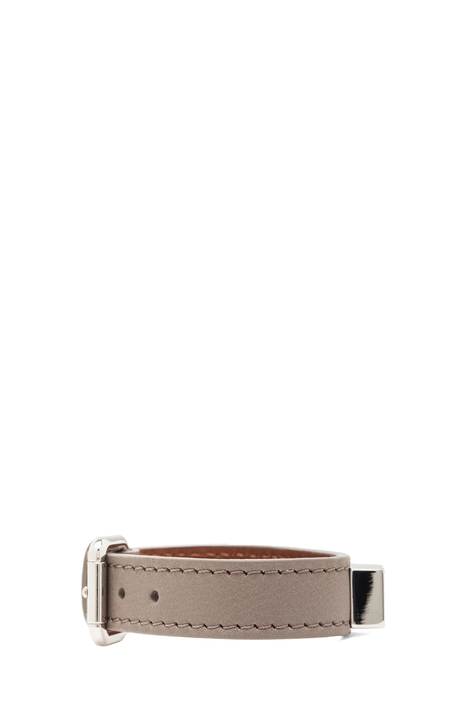 Image 2 of Proenza Schouler PS11 Small Bracelet in Mushroom