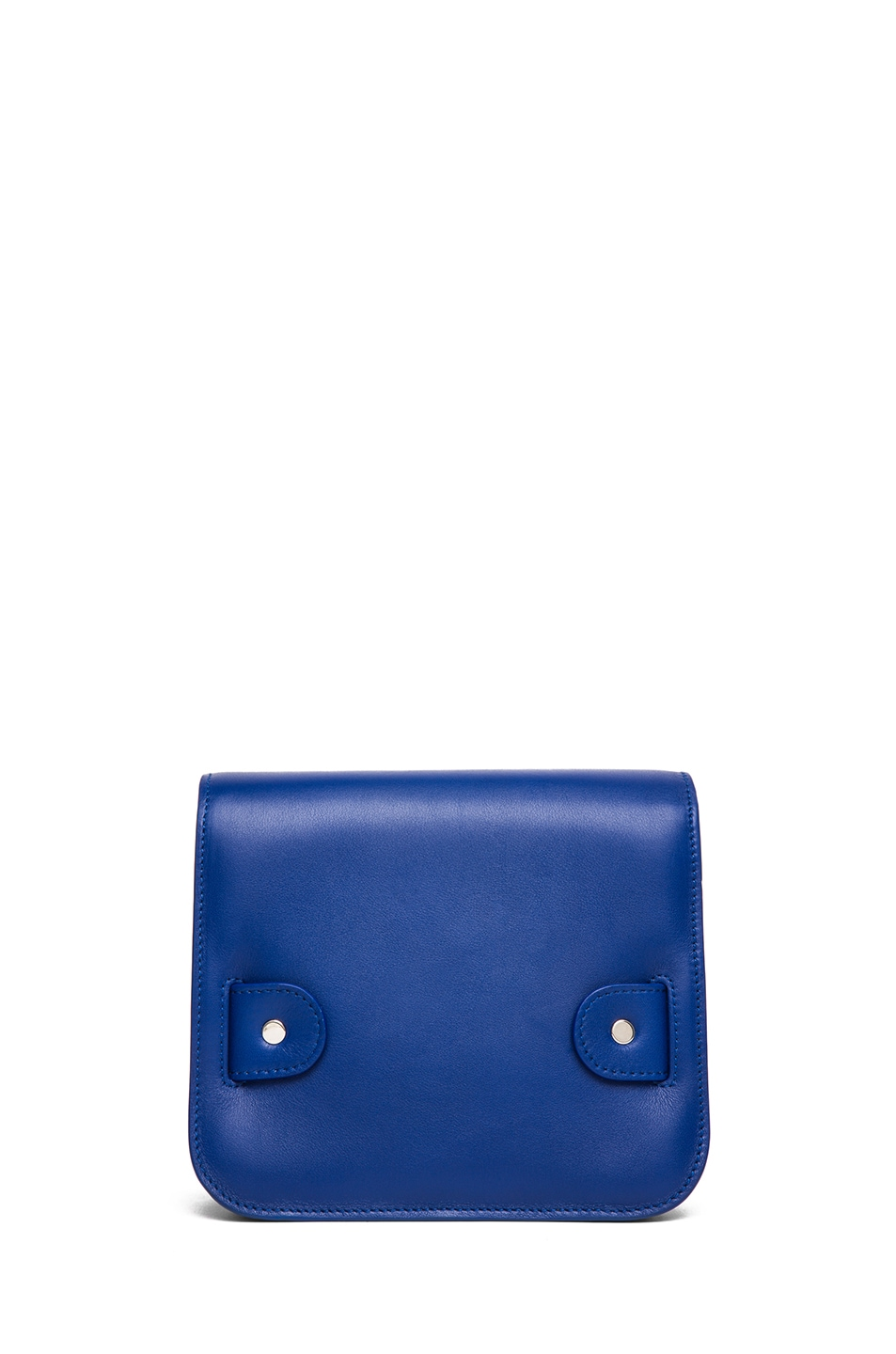 Image 2 of Proenza Schouler Tiny PS11 Smooth Leather Shoulder Bag in Royal Blue