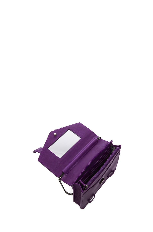 Image 4 of Proenza Schouler Large PS1 Chain Wallet in Veruca Salt