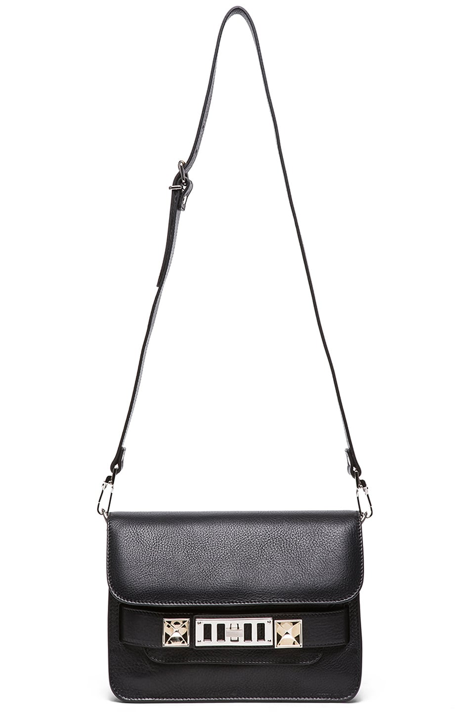 Image 6 of Proenza Schouler Mini PS11 Classic in Black