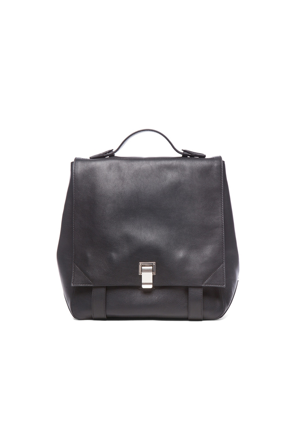 Image 1 of Proenza Schouler Large PS Backpack in Black