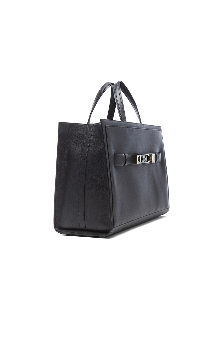 Image 3 of Proenza Schouler Large PS11 Tote in Black