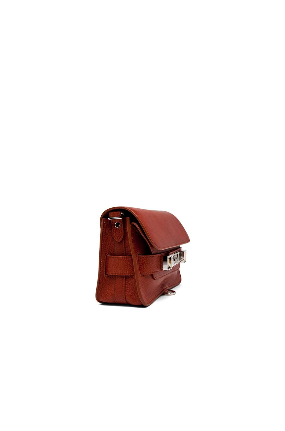 Image 4 of Proenza Schouler Mini PS11 Classic Bag in Saddle