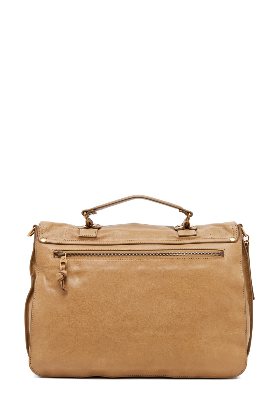 Image 2 of Proenza Schouler Large PS1 Leather in Bronze