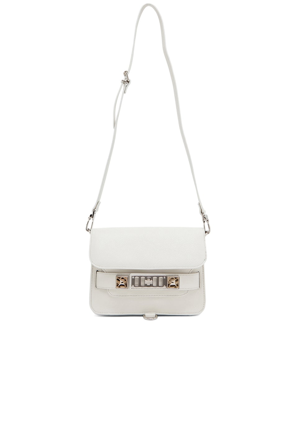 Image 6 of Proenza Schouler Mini PS11 Classic in White