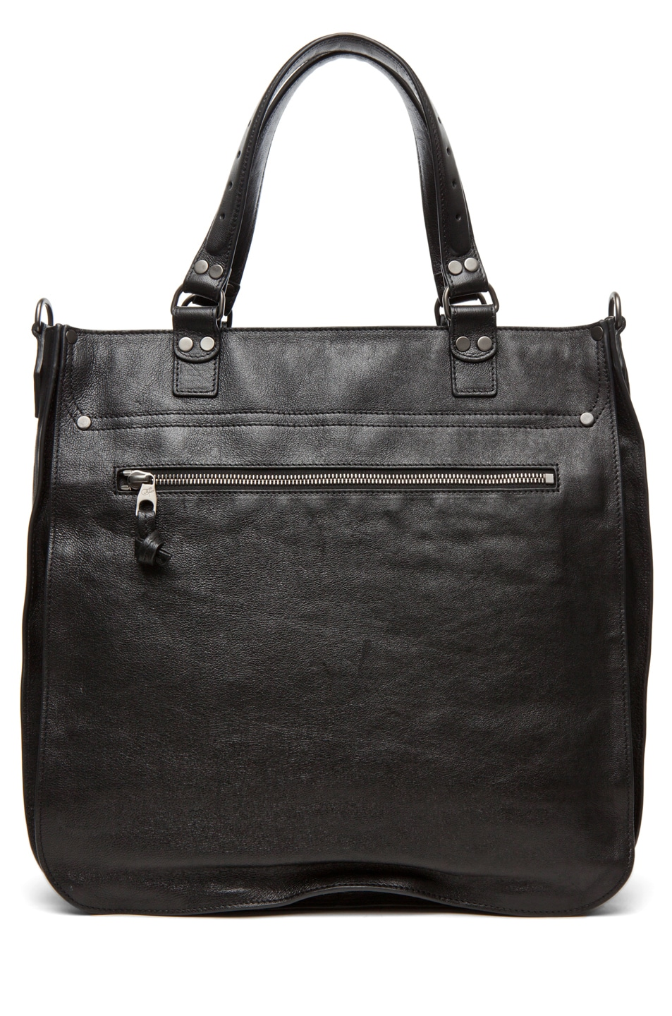 Image 2 of Proenza Schouler PS1 Large Tote Leather in Black
