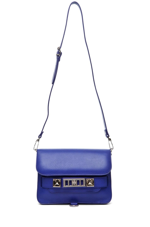 Image 5 of Proenza Schouler PS11 Mini Classic in Purple Rain