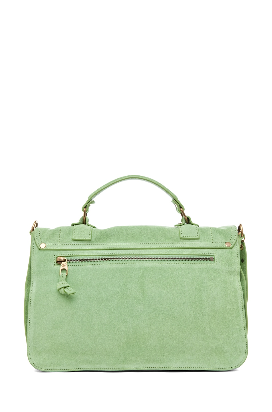 Image 2 of Proenza Schouler PS1 Medium Suede in Jade