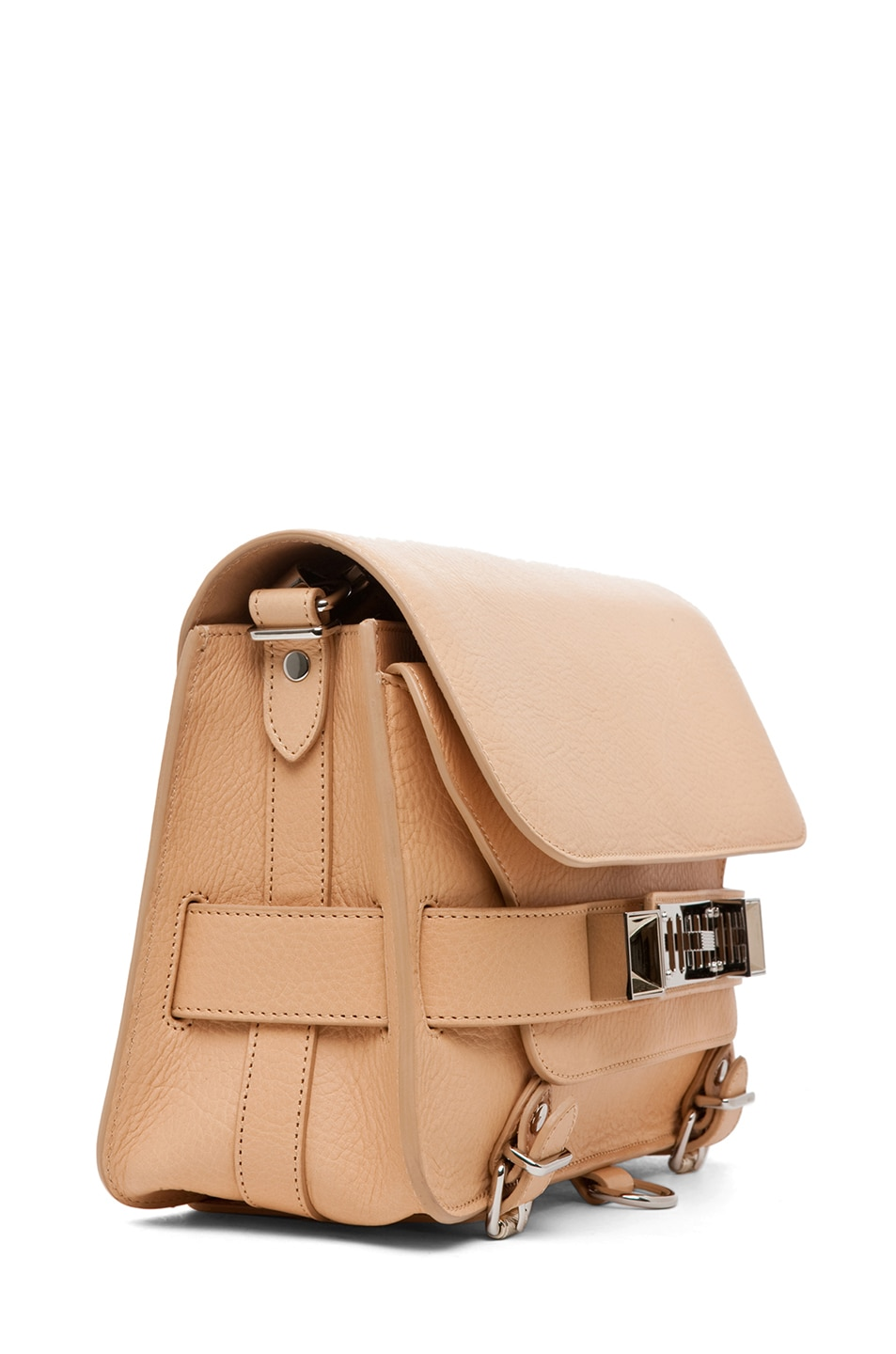 Image 3 of Proenza Schouler PS11 Classic Leather in Sorbet