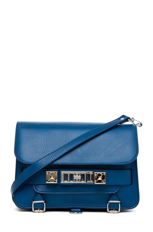 Image 1 of Proenza Schouler PS11 Classic Shoulder Bag in Peacock