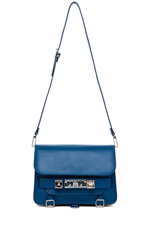 Image 5 of Proenza Schouler PS11 Classic Shoulder Bag in Peacock