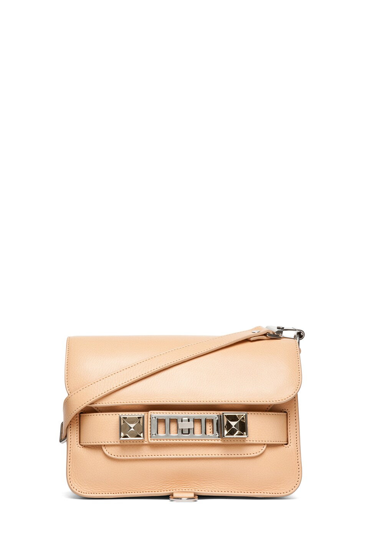 Image 1 of Proenza Schouler PS11 Mini Classic Shoulder Bag in Sorbet