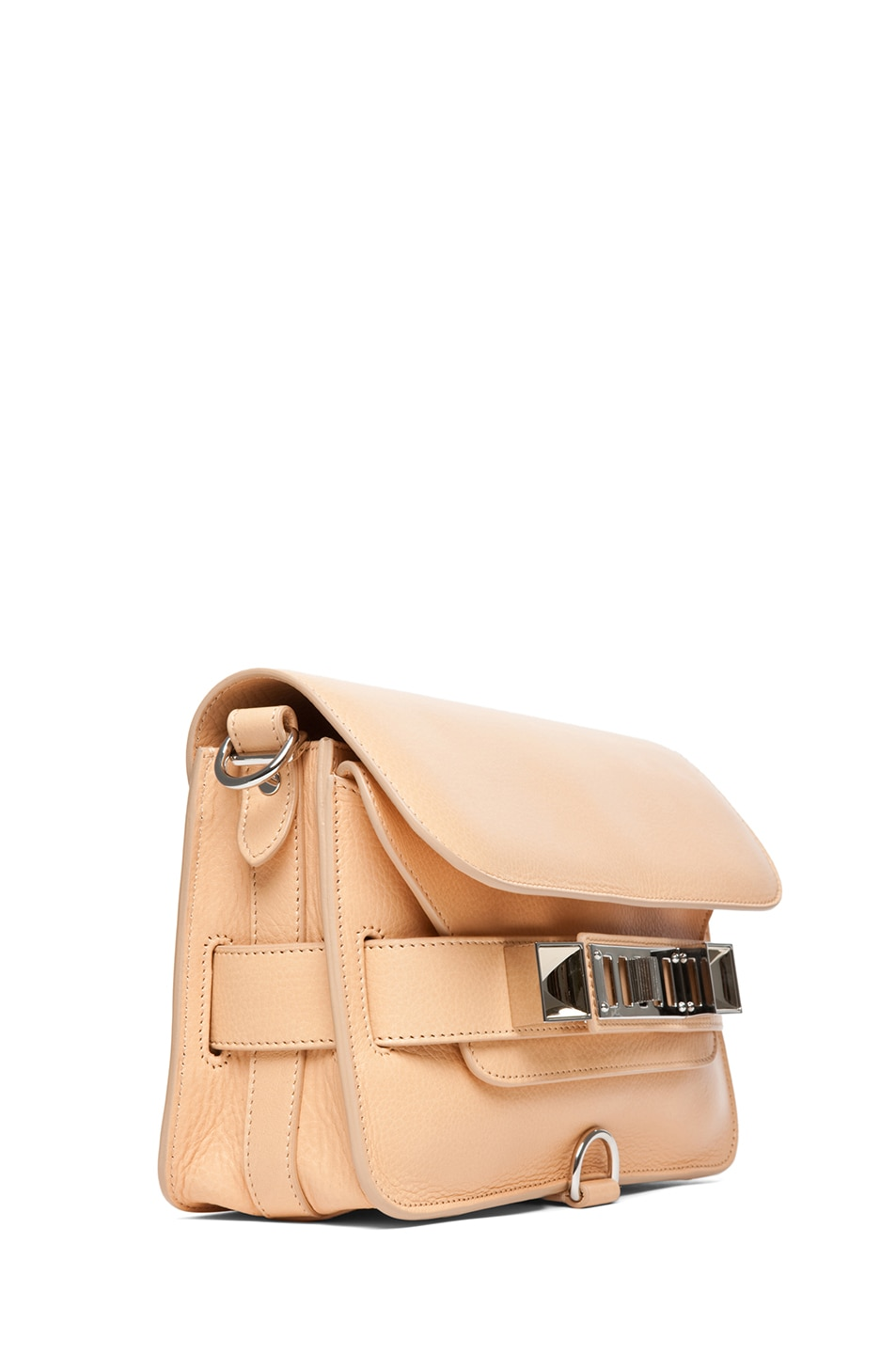 Image 3 of Proenza Schouler PS11 Mini Classic Shoulder Bag in Sorbet