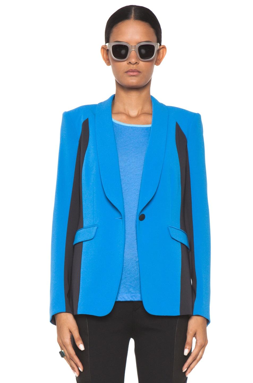 Image 1 of Rag & Bone Jefferson Blazer in Blue