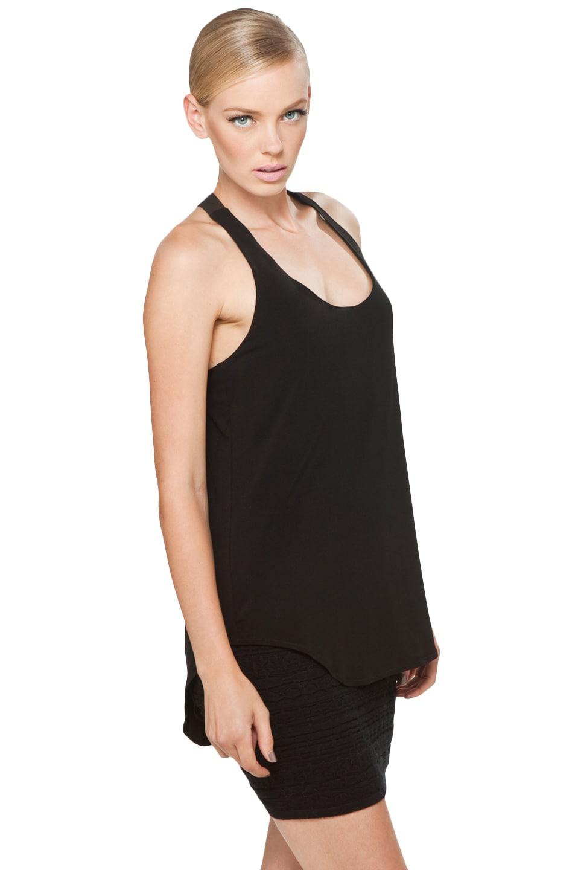 Image 3 of rag & bone Antigua Top in Black
