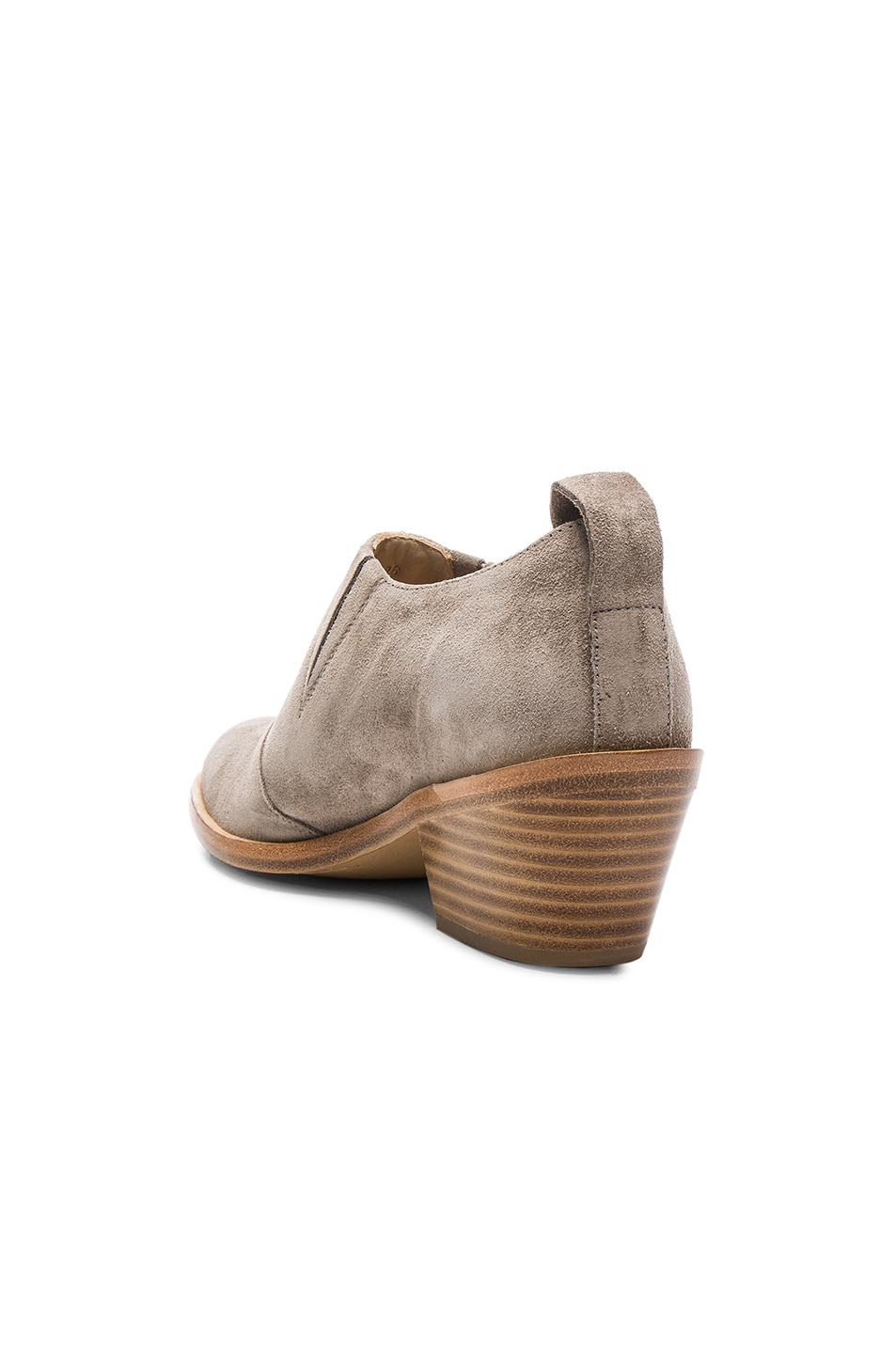 Image 3 of Rag & Bone Suede Thompson Boots in Warm Grey Suede