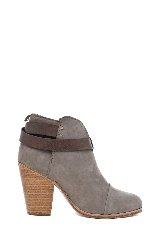 Image 5 of Rag & Bone Harrow Suede Boots in Grey