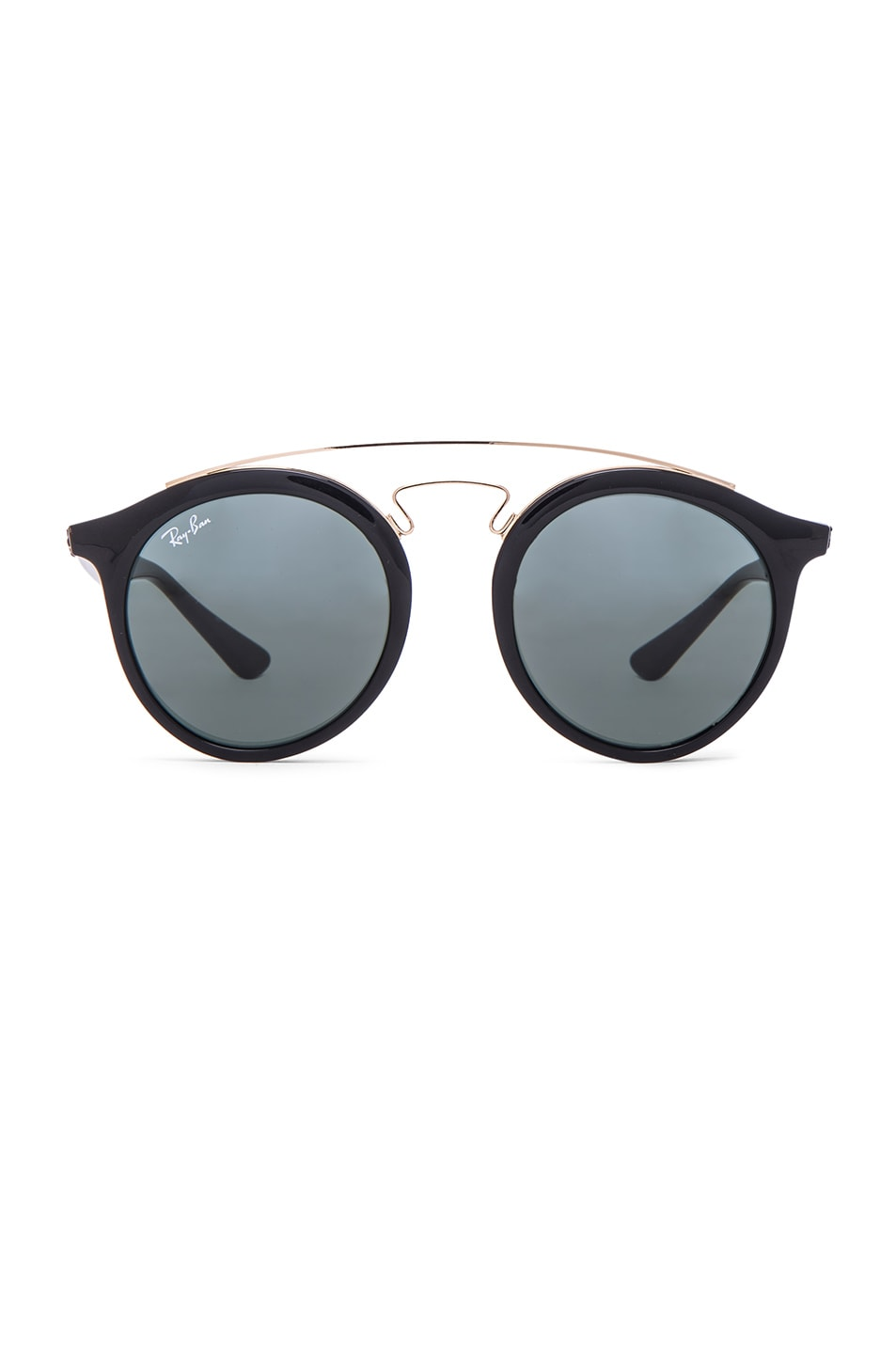 Image 1 of Ray-Ban Gatsby Sunglasses in Black