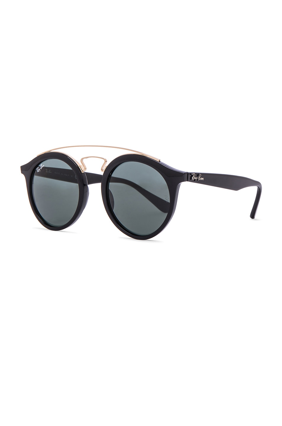 Image 2 of Ray-Ban Gatsby Sunglasses in Black