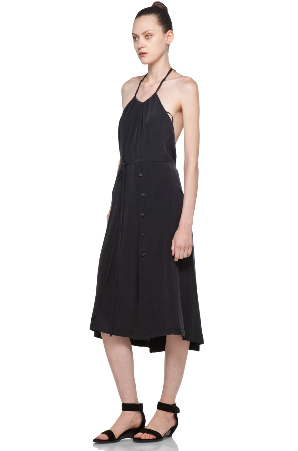 Image 2 of Rachel Comey Driscoll Dress in Ash