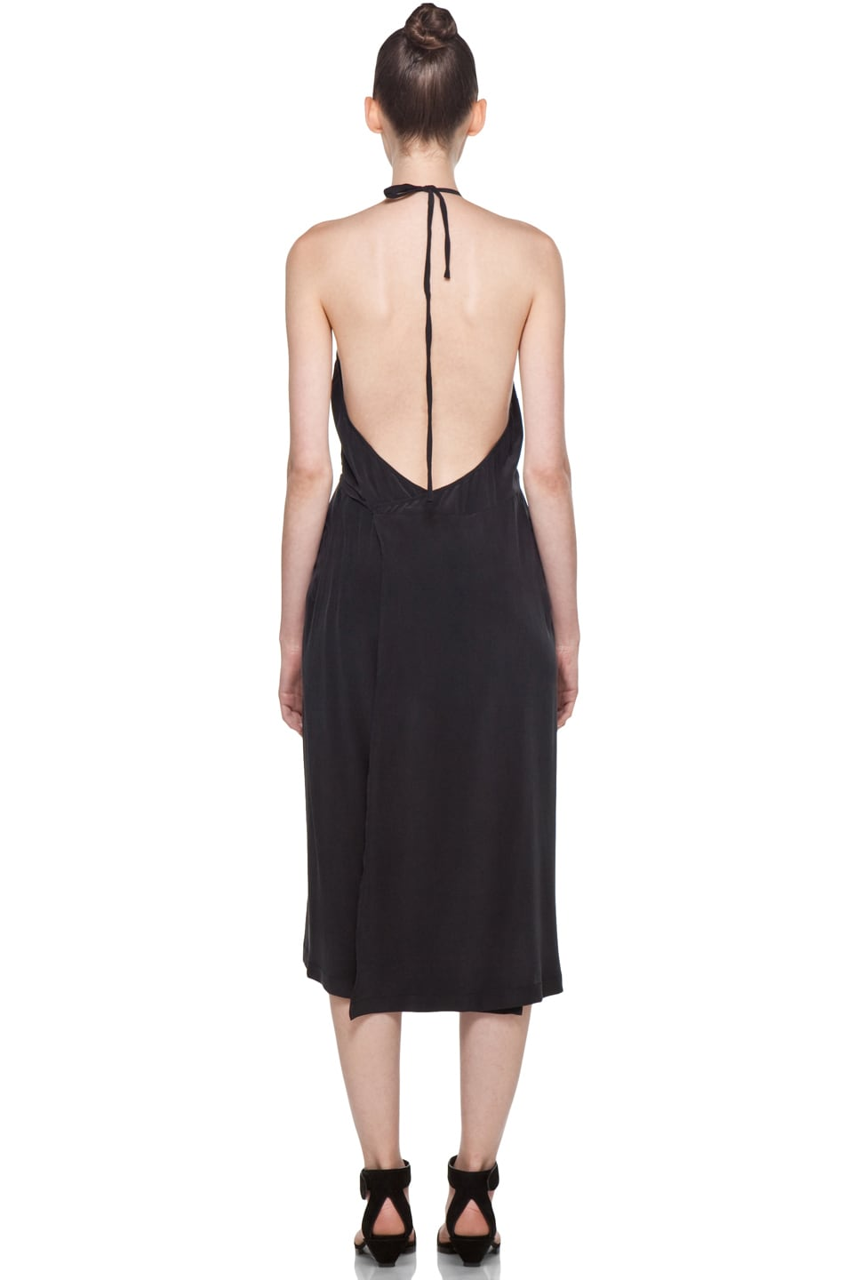 Image 4 of Rachel Comey Driscoll Dress in Ash