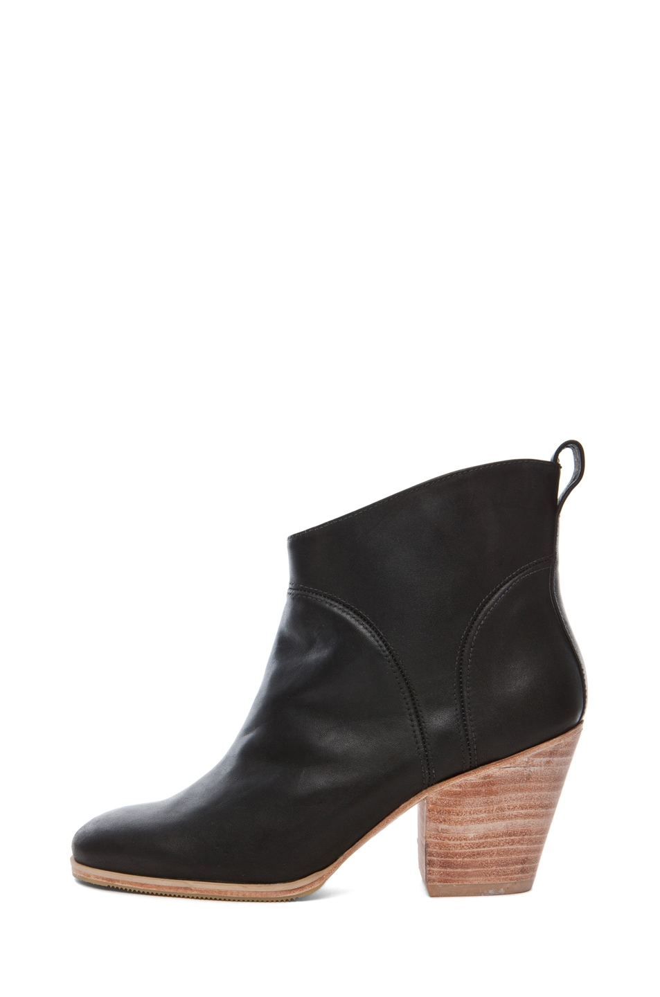 Image 1 of Rachel Comey Penpal Boot in Black