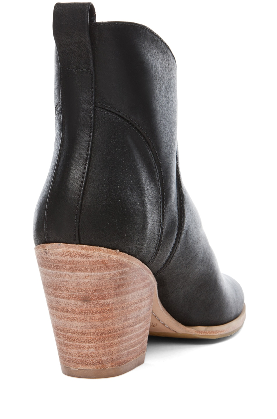 Image 3 of Rachel Comey Penpal Boot in Black