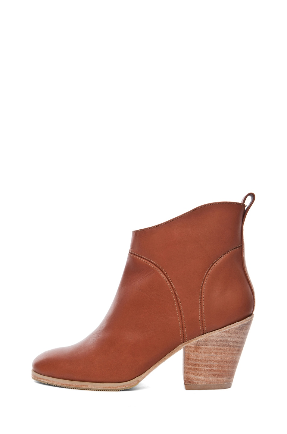 Image 1 of Rachel Comey Penpal Boot in Whiskey