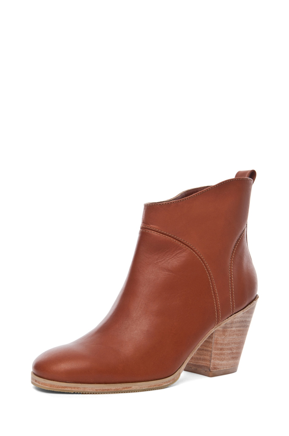 Image 2 of Rachel Comey Penpal Boot in Whiskey
