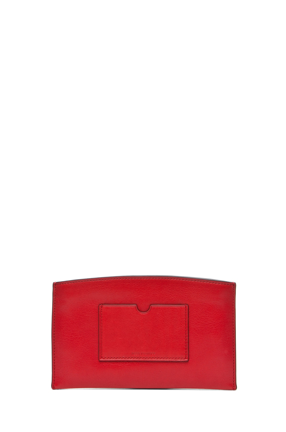 Image 6 of Reed Krakoff Mini Atlantique in Crimson Multicolor