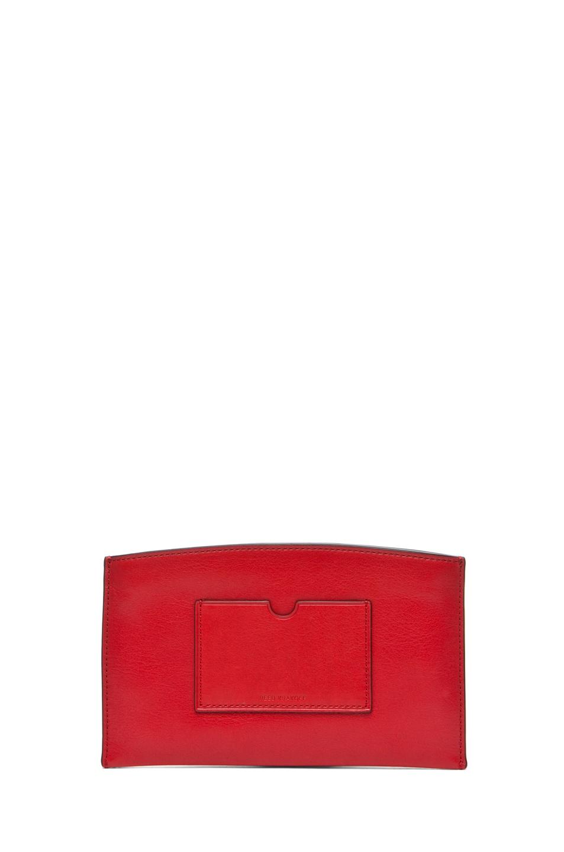 Image 6 of Reed Krakoff Mini Atlantique in Crimson Multicolor