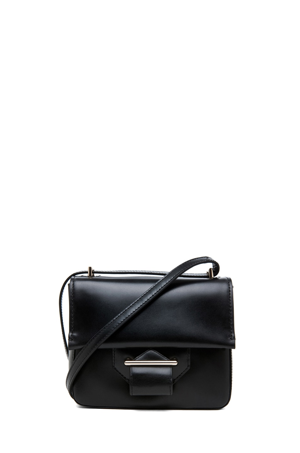 Image 1 of Reed Krakoff Standard Mini Shoulder Bag in Black