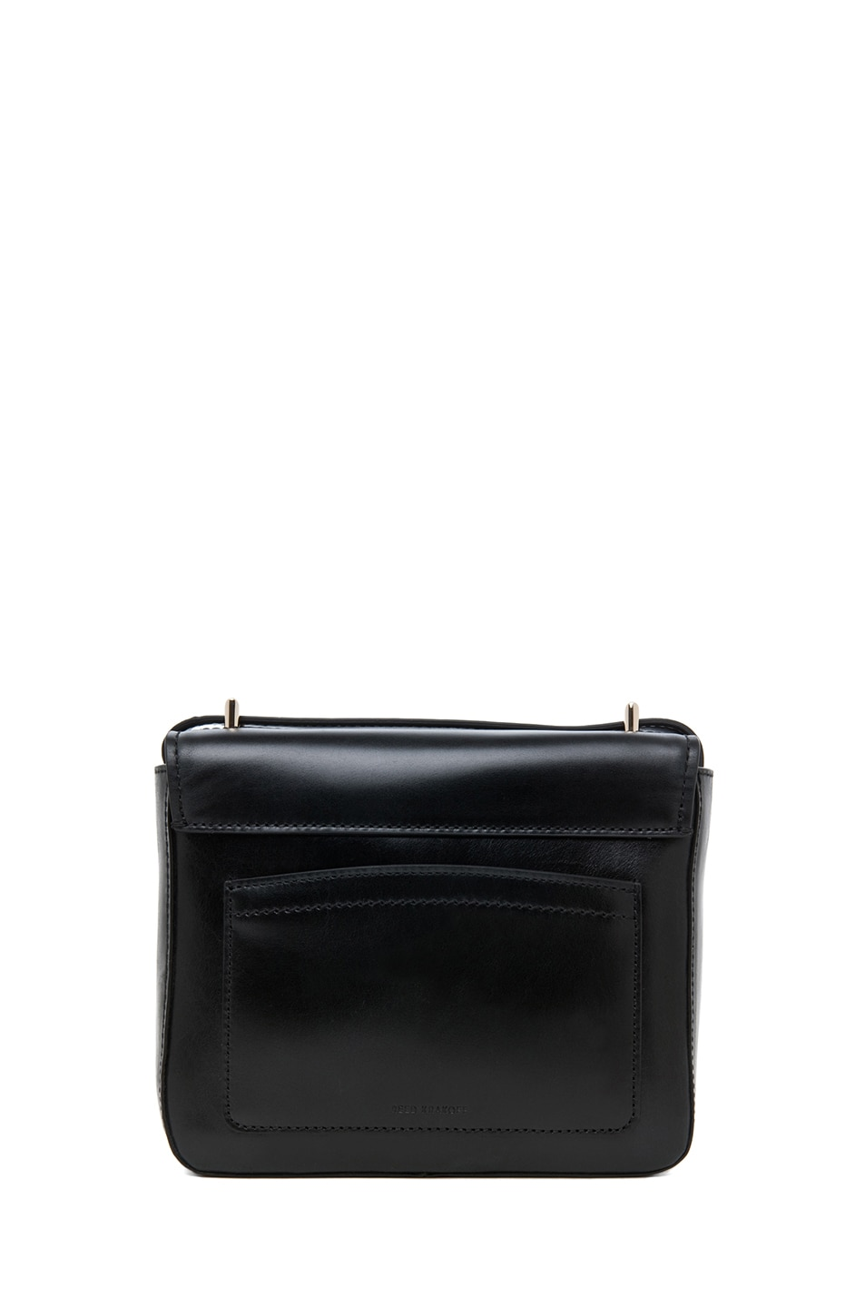 Image 2 of Reed Krakoff Standard Mini Shoulder Bag in Black