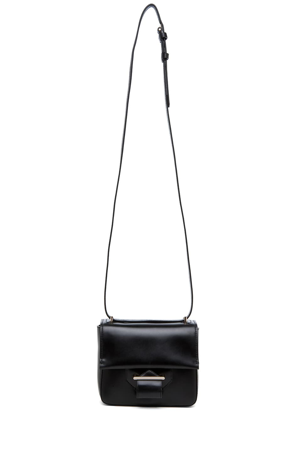 Image 5 of Reed Krakoff Standard Mini Shoulder Bag in Black