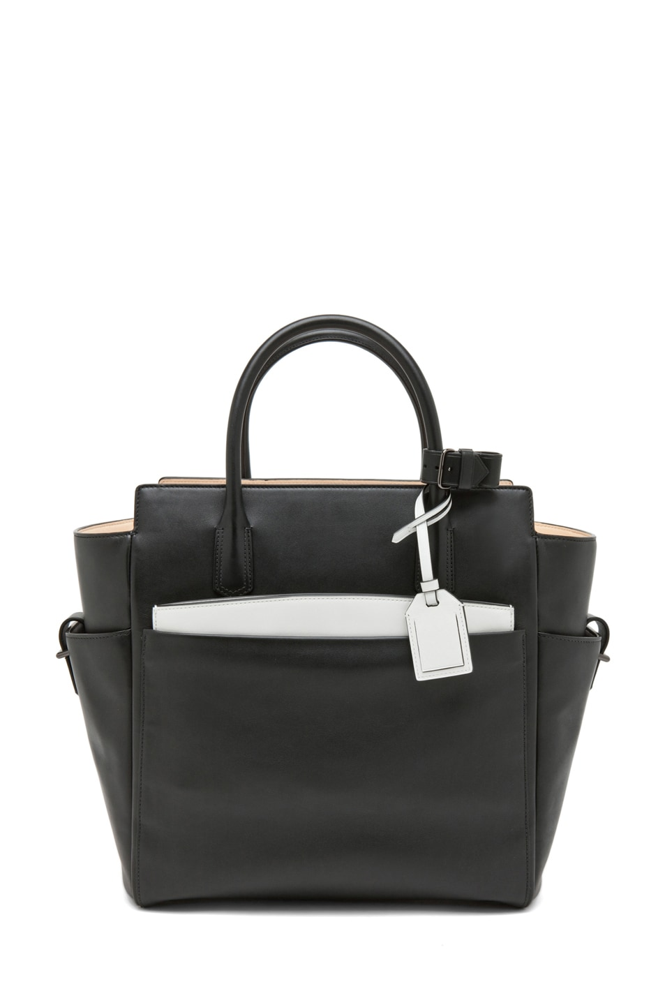 Image 1 of Reed Krakoff Atlantique in Black/White Multi
