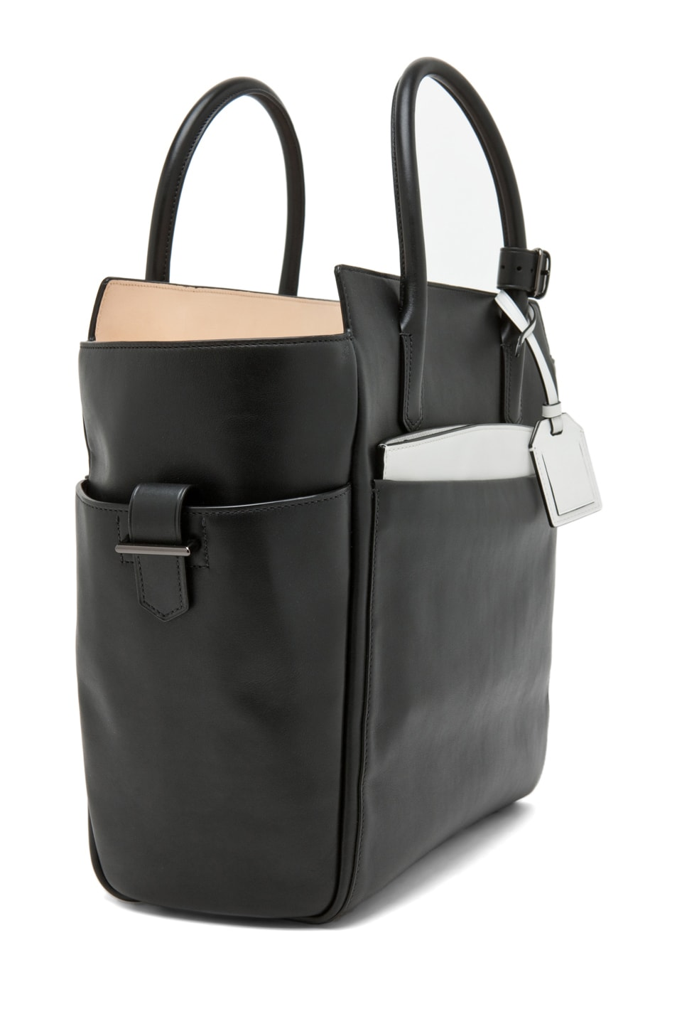 Image 3 of Reed Krakoff Atlantique in Black/White Multi