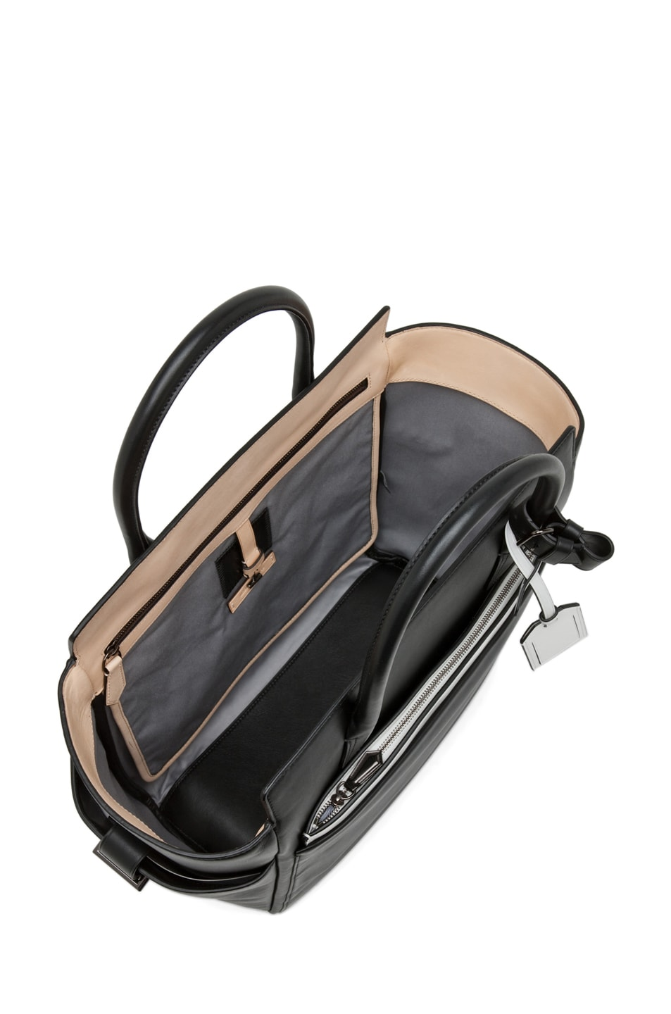 Image 5 of Reed Krakoff Atlantique in Black/White Multi
